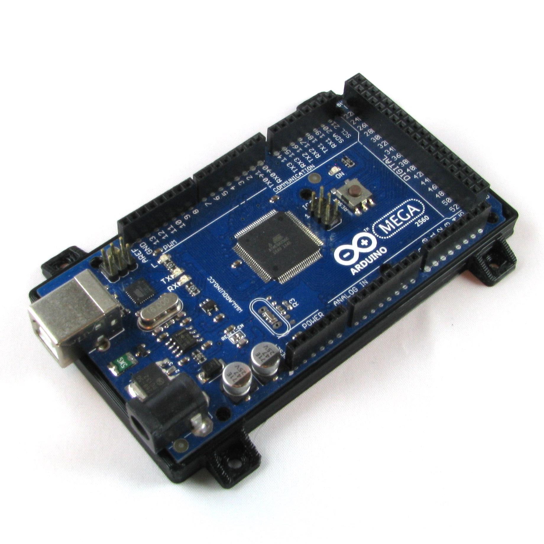 Arduino mega mount get surreal