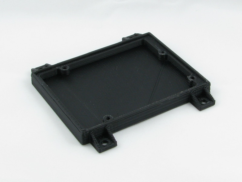 Create Mounting Holes for an Arduino Board in a 3D