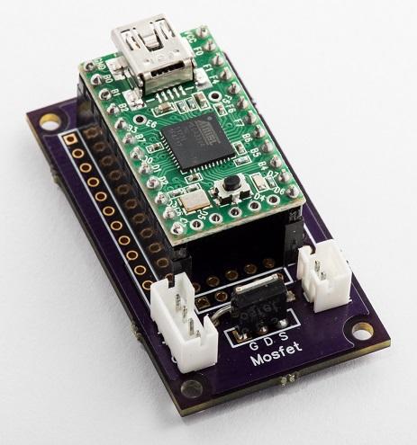 XV Lidar Controller v1.1